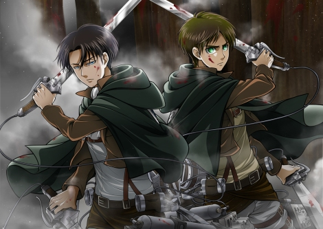 Eren-Jaeger-Levi-rivaille-shingeki_no_kyojin-Weapon-3D-Maneuver-Gear-Attack-on-Titan-Anime-HD-Wallpaper