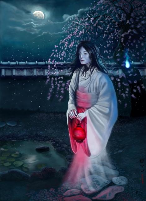 yurei by roman makov