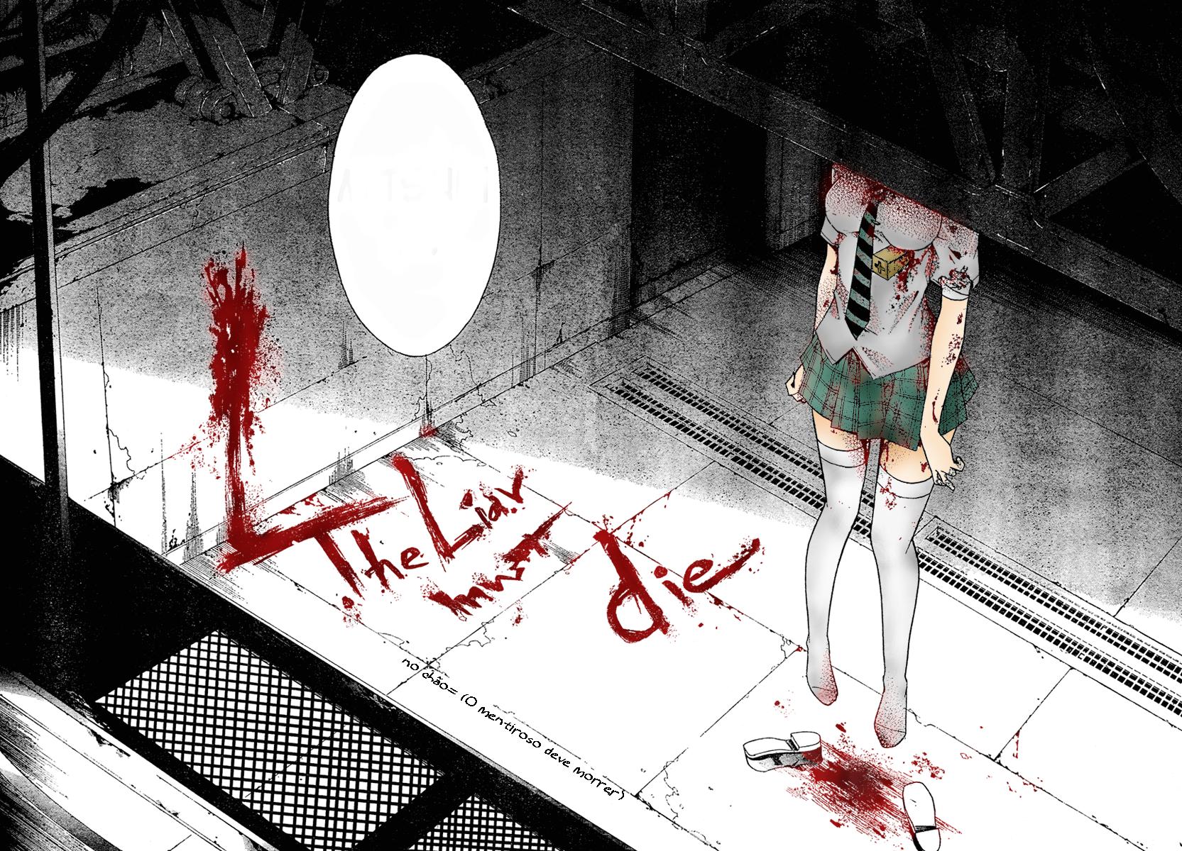 Doubt– Mangá de terror psicológico | Terror Japonês