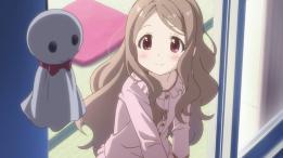 yama_no_susume_2-02-kokona-teru_teru_bozu-cloth_doll-good_weather-happy-smile.jpg